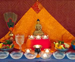 Songtsen Gampo Buddhist Center of Cleveland: Tsok