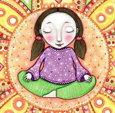 MEDITATION & MINDFULNESS  FOR KIDS & FAMILIES